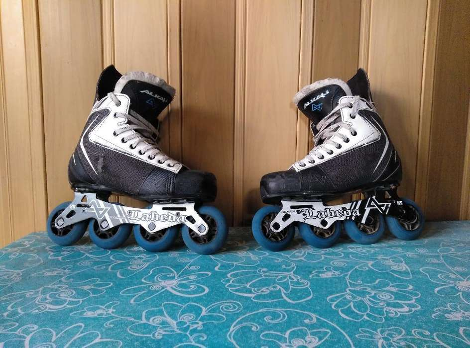 Patines Competitivos de Roller Hockey
