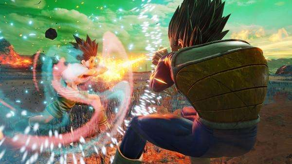 JUMP FORCE PC-GAME