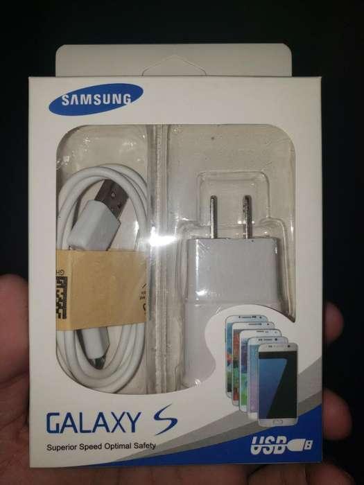 Cargadores Y Audifonos Samsung