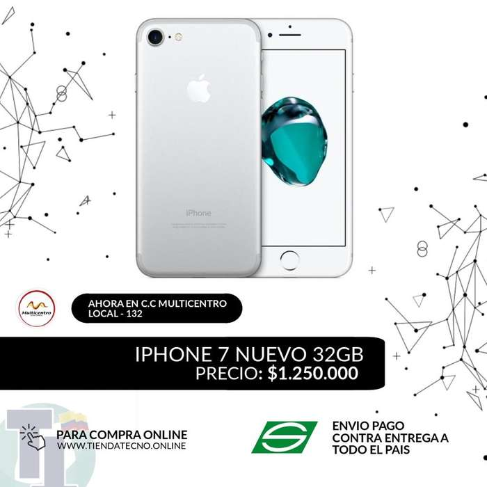 iPhone 7 32 Gb Nuevos