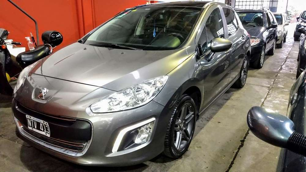 <strong>peugeot</strong> 308 2014 - 69000 km