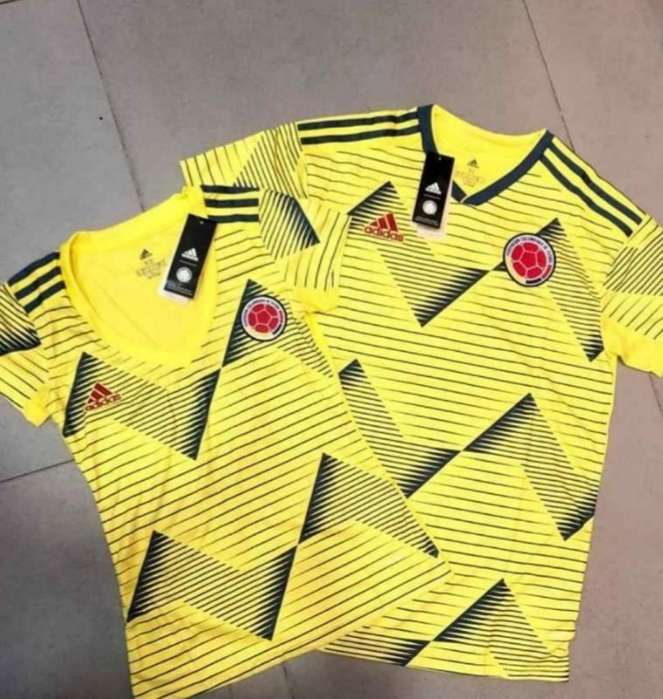 Camisa Seleccion Colombia.tipo Importada