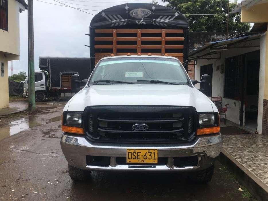 Vendo Camioneta Ford 350