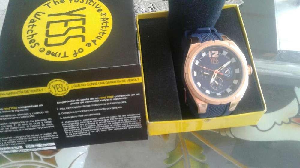 Vendo Reloj Nuevo Original