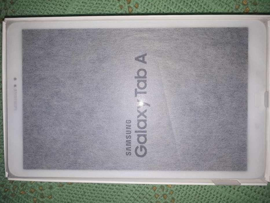 Tablet Samsung de Paquete Blanca 2017