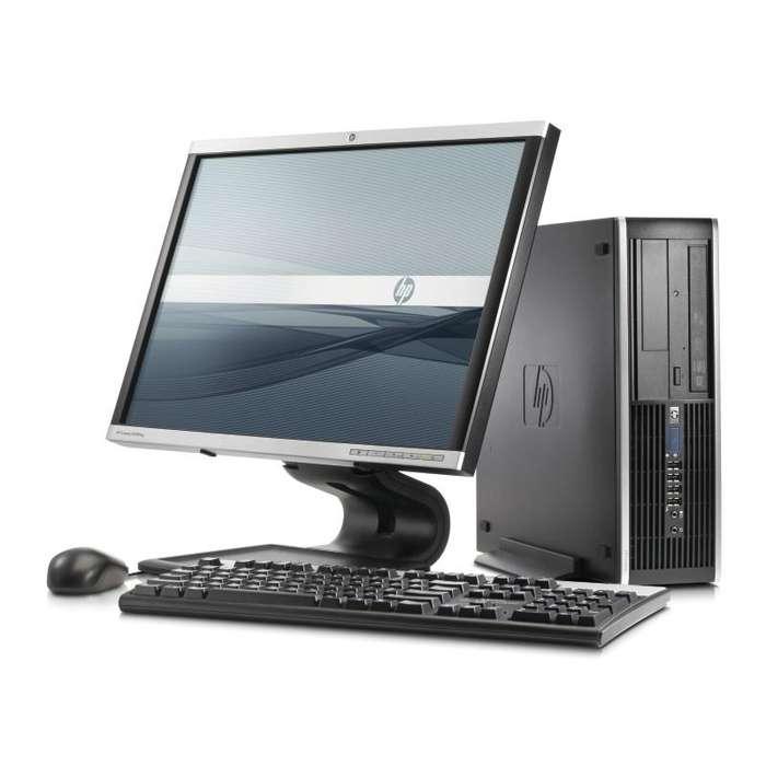 Oferta Computadora De Escritorio I3, Cyber, Empresas