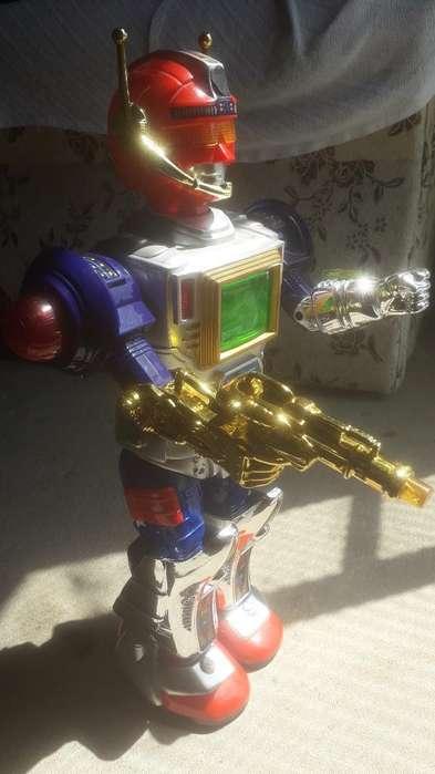 Juguete Robot 45cm