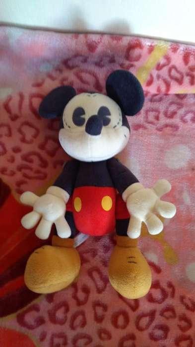 Peluche Mickey Disney Nuevo Importado