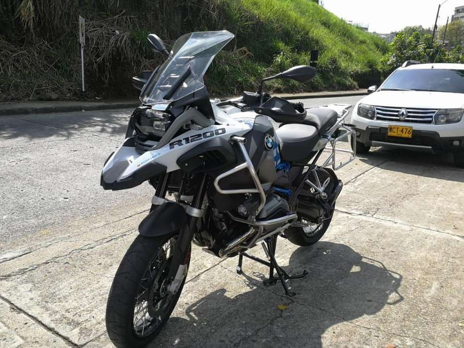 Bmw Gs1200 Adventure K51 2018 02e