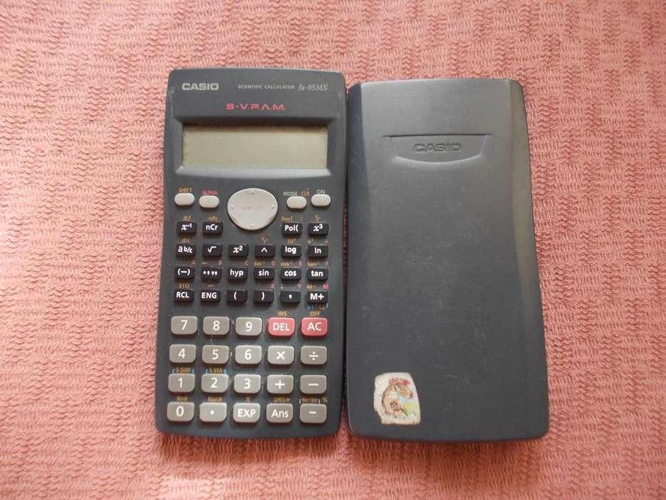 <strong>calculadora</strong> científica CASIO fx-95MS