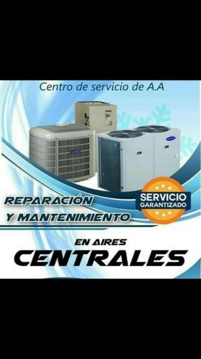 Soluciones en Aires Ac