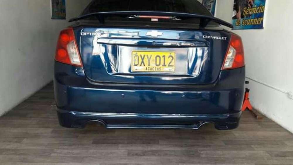 Chevrolet Optra 2004 - 241000 km