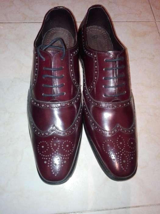 Zapatos Corona Linea Canciller