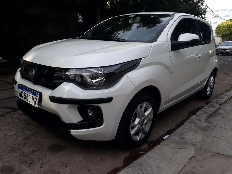 Fiat Mobi 2018 - 4900 km
