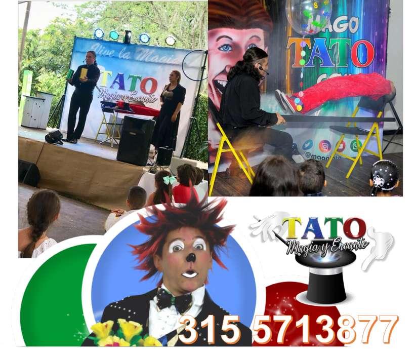 magos en cali / payasos ,recreacionistas,show para fiestas,baby shower