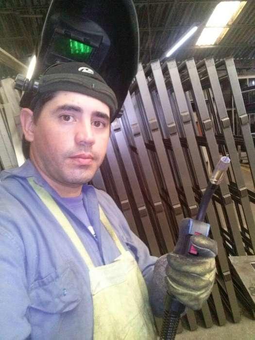 Busco Trabajo Soldador Mig Y Electrica
