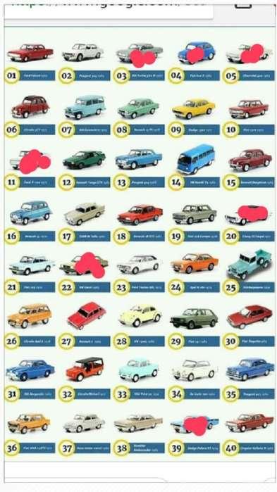 Coleccion Autos Inolvidables Argentinos