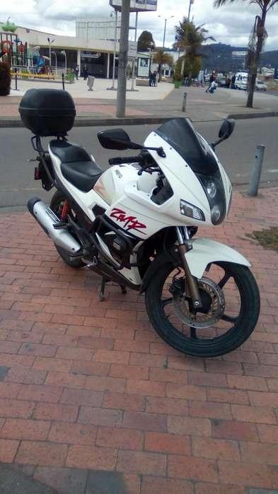 Vendo ZMR 2015klm14500 full inyeccion