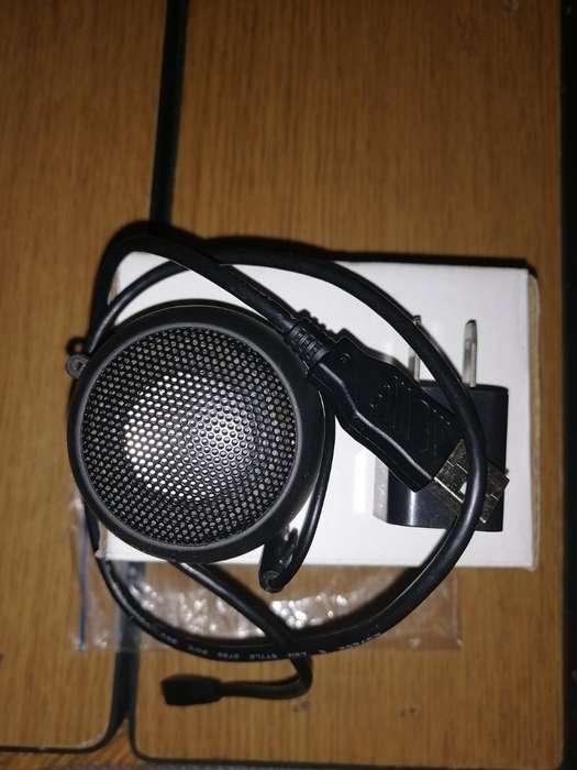 Mini Parlante para Celular,sin Bluetooth