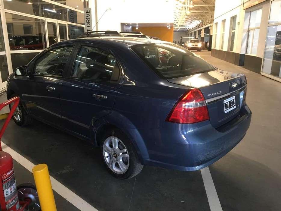 Chevrolet Aveo 2012 - 106000 km