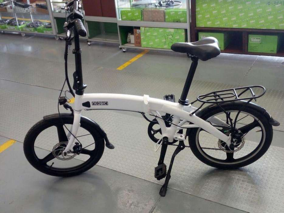 Vendo bicicleta Eléctrica Neo Bici Paris
