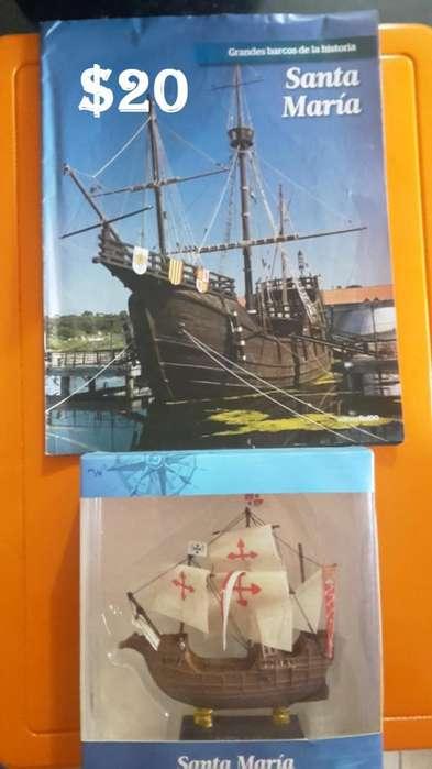 Grandes barcos de la historia coleccionables ElComercio