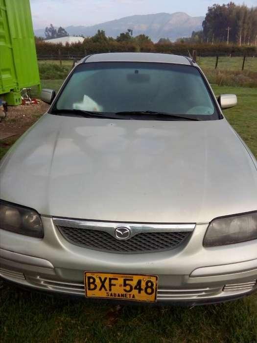 Mazda 626 1999 - 281000 km