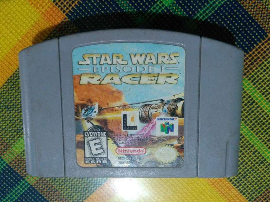 Star Wars -episode-racer Nintendo 64