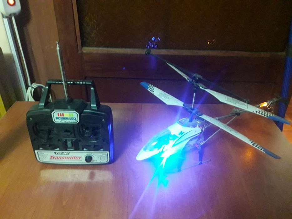 Helicoptero Volador