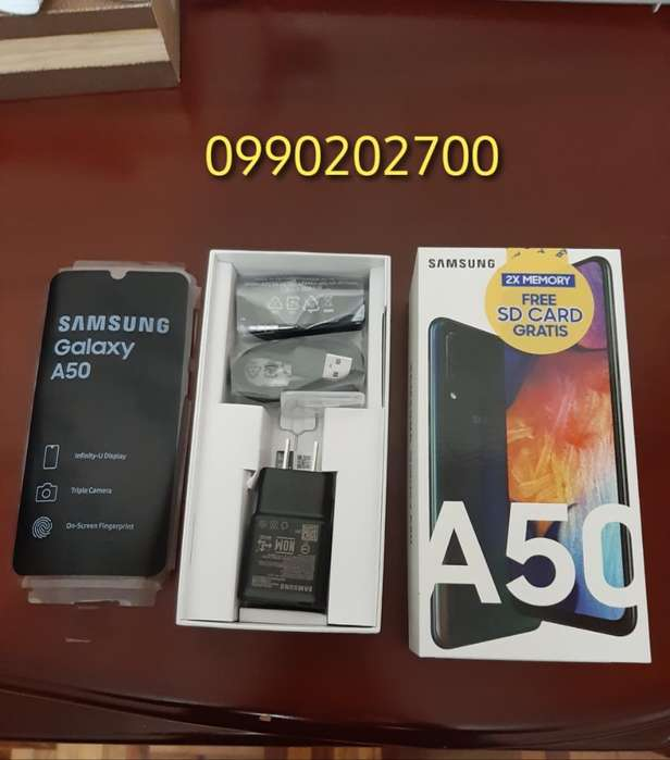 Samsung A50 Homologado 64gb 4ram Fijo