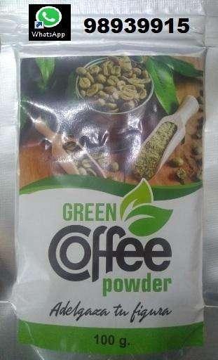 Cafe Verde - Green Coffe