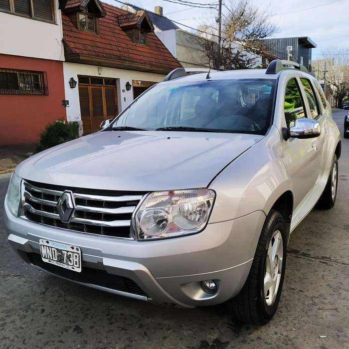 Renault Duster 2013 - 73214 km