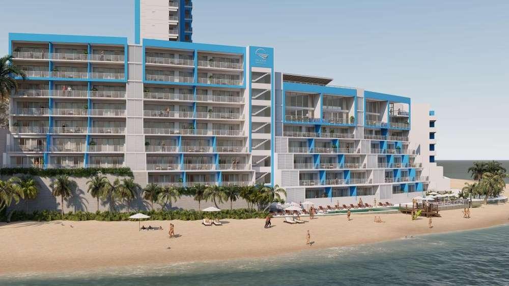 Venta de Suites al pie del mar en Ocean Suite & Lofts
