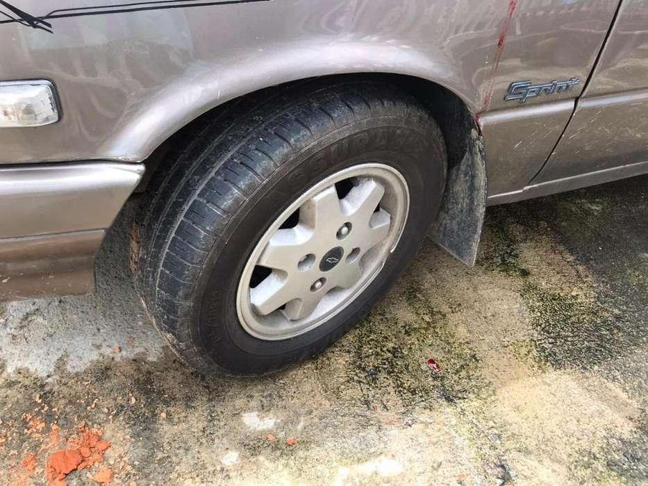 Chevrolet Sprint 2002 - 8765 km