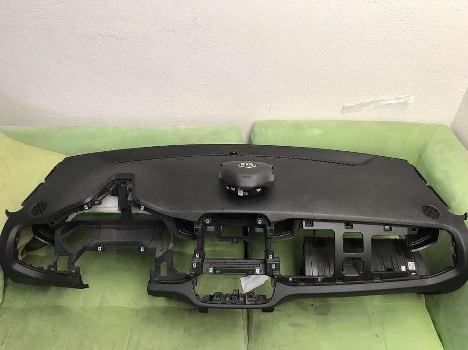 Tablero Airbags Kia Sportage R
