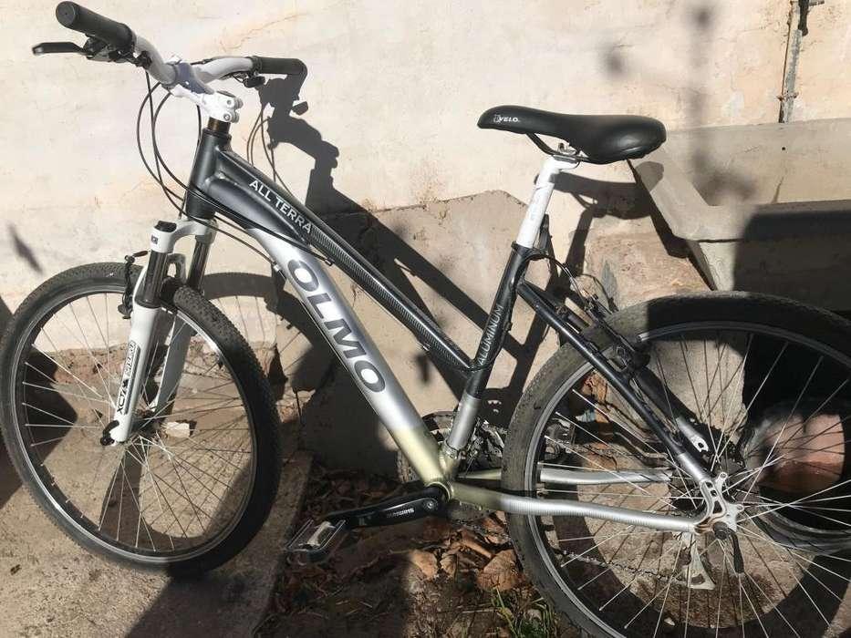 Vendo bici olmo all terra