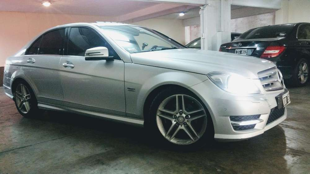 <strong>mercedes</strong>-Benz Clase C 2012 - 128000 km