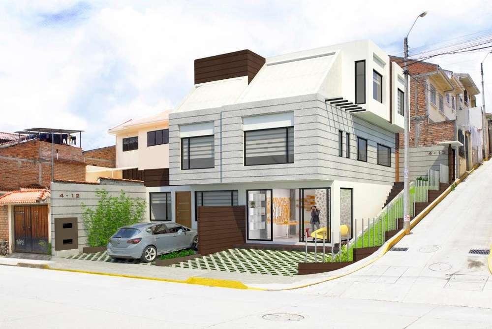 CASA Comercial con 3 dormitorios y local Comercial independiente