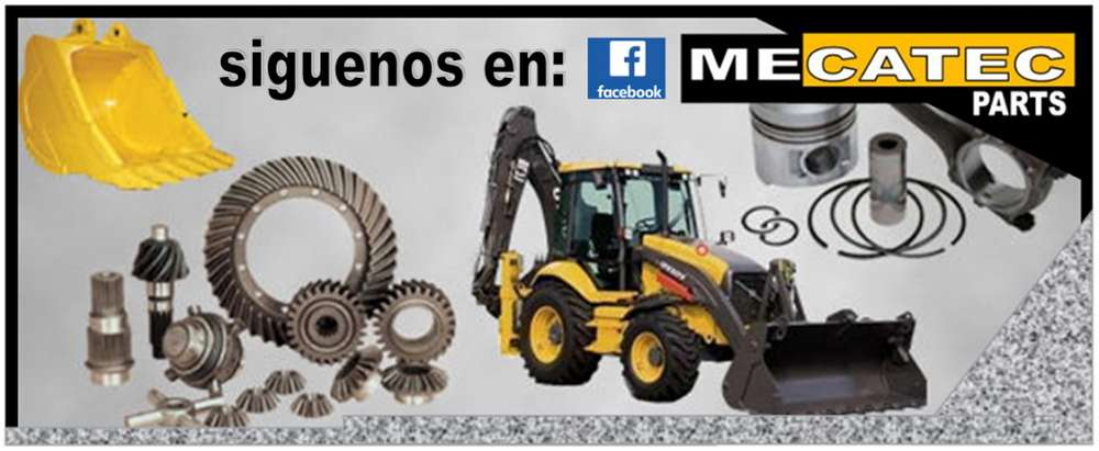 CASE 580 - CATERPILLAR - JHON DEERE - COMATZU - NEW HOLLAND - REPUESTOS - SERVICIOS