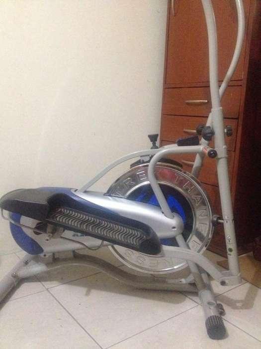 Vendo Bicicleta Elíptica Orbitrek Poco uso