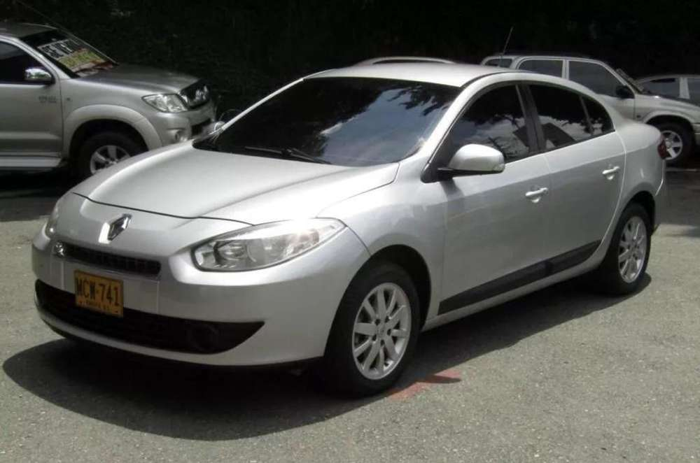 Renault Fluence 2012 - 83000 km