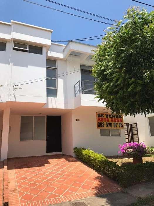 Vendo Casa en ConjuntoLimonar Alto 134 M2