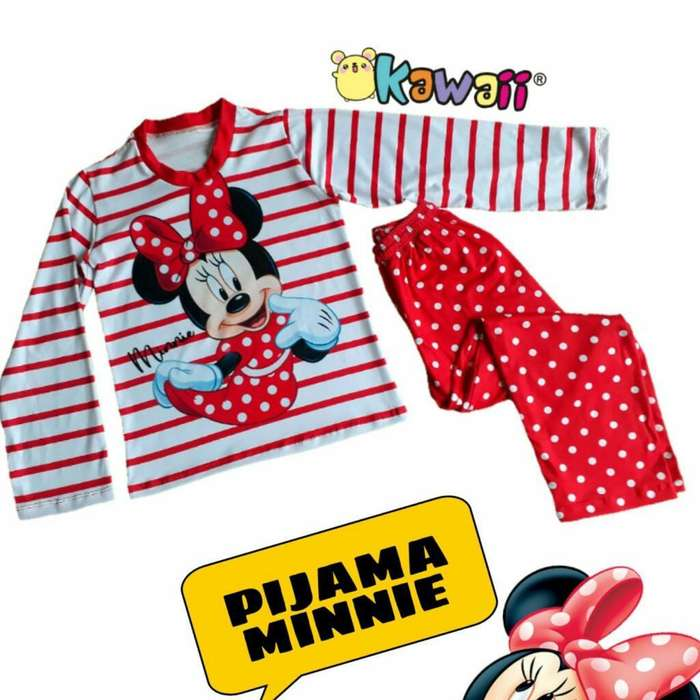 Pijama Personalizada Minnie
