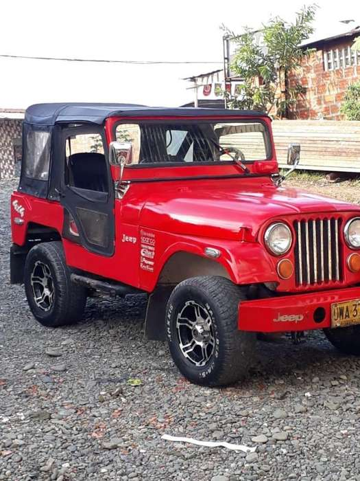 <strong>jeep</strong> Willys 1972 - 1952386 km