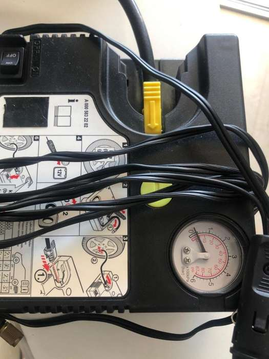 Compresor de aire para Auto