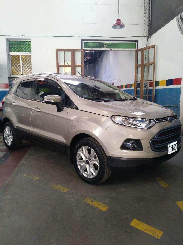 Ford Ecosport Titanium 1.6 M/t
