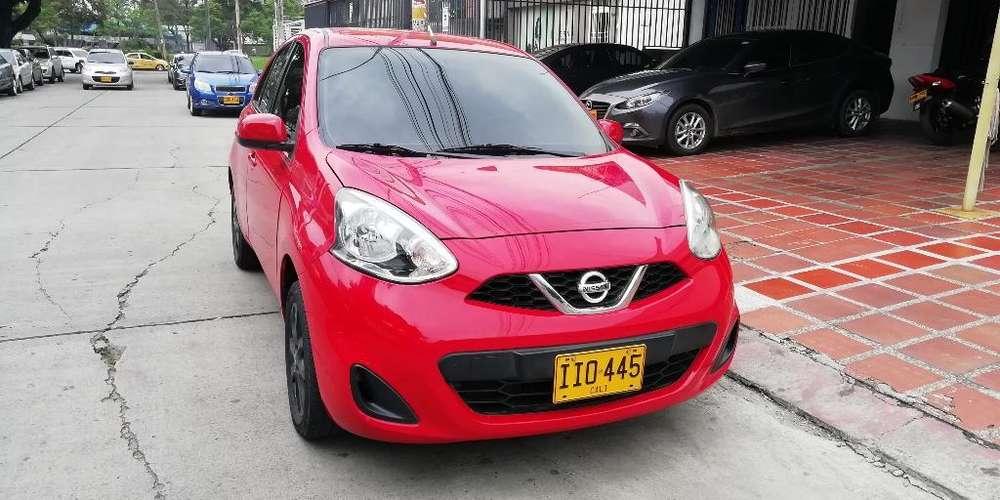 Nissan March 2016 - 85000 km