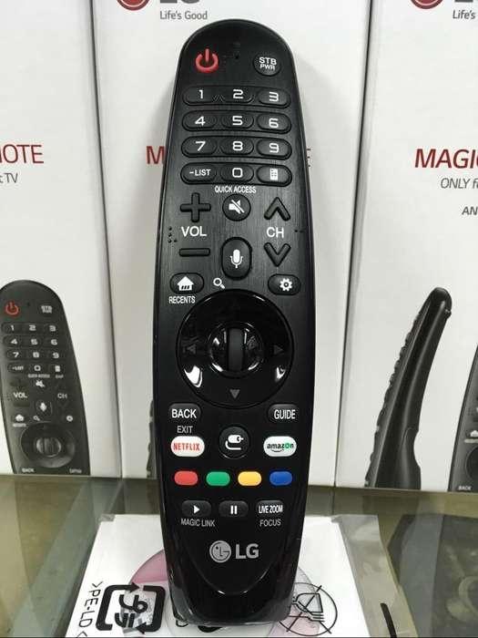 Control Remoto LG Smart TV (Magic Control LG)