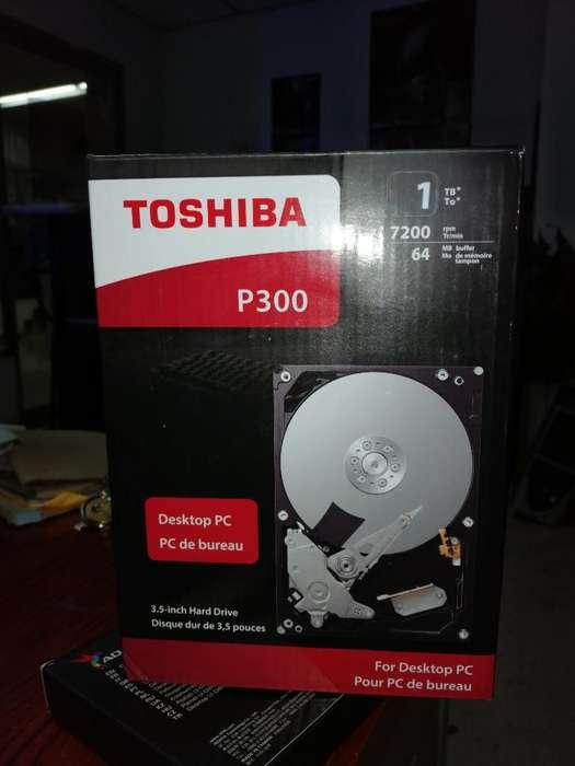 Disco Duro Toshiba Pc 1 Tb