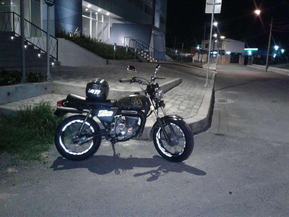 Suzuki Ds 80 Modelo 83 Traspaso